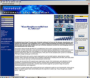 Terotest Home Page